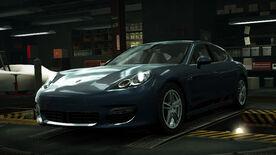 NFSW Porsche Panamera Turbo Blue