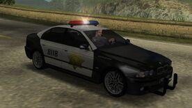 NFSHP2 PC BMW M5 Pursuit