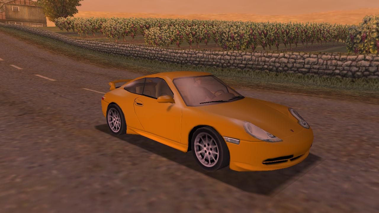 Porsche 911 GT3 Cup (996)