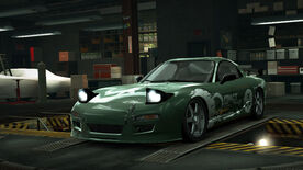 NFSW Mazda RX-7 FD3S Battle Machine