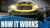 Need for Speed Heat - How The Customisation Works