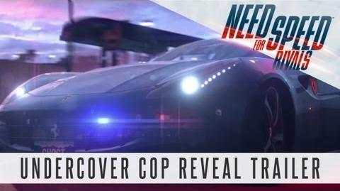 Need for Speed Rivals Trailer - Undercover Cop Reveal (Gamescom Official 2013)
