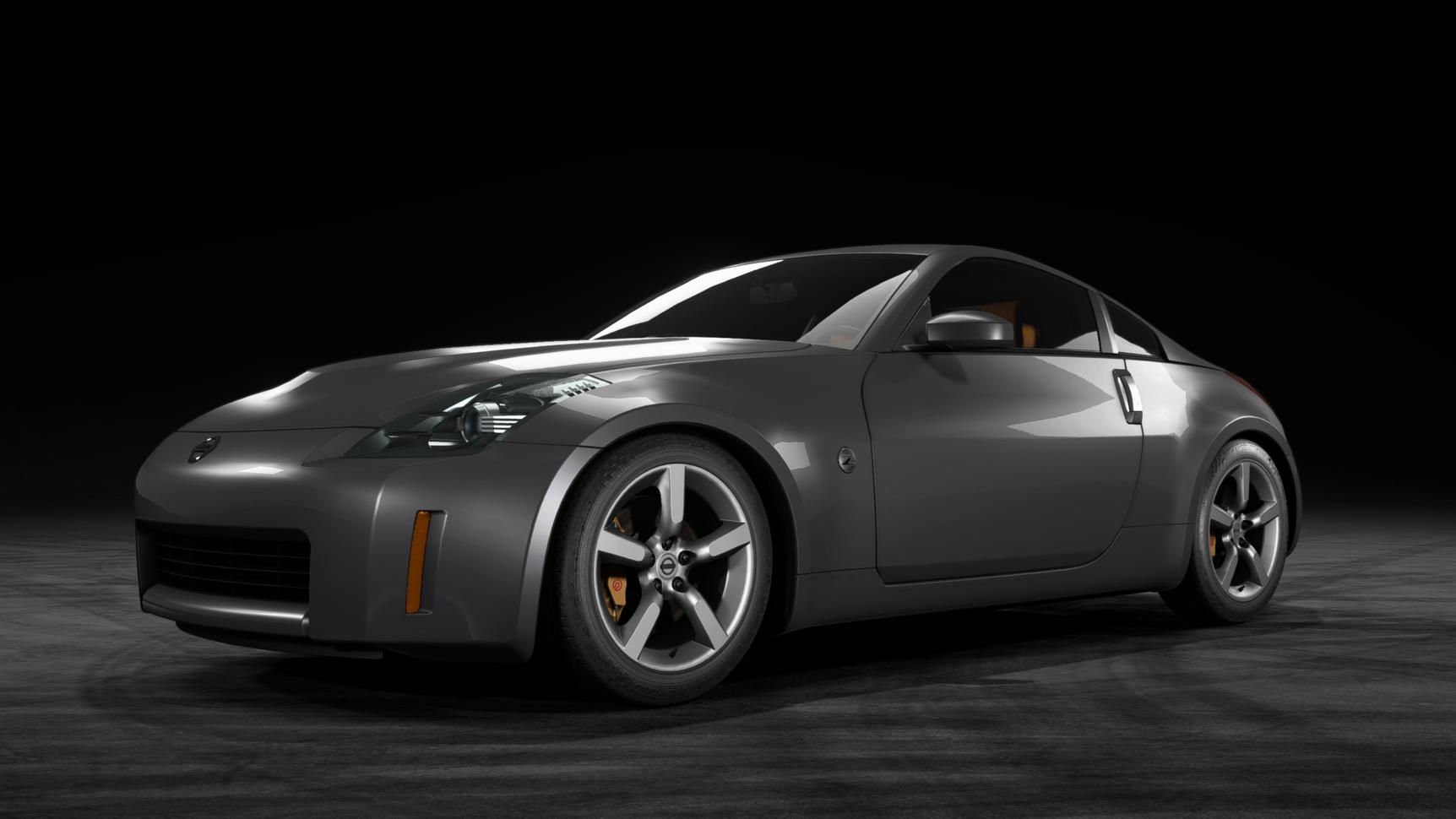 Nissan 350Z (2008)