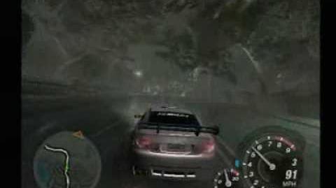 Need for Speed Underground 2 - Sprint