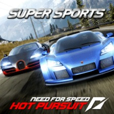 Need for Speed: Hot Pursuit (2010)/Career/Super Sports