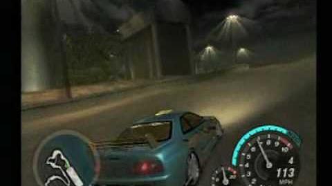 Need for Speed Underground 2 - Coal Harbor Circuit