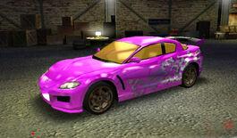 NFSCOTC MazdaRX8 Layla1