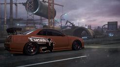 MW2012 Nissan Skyline GT-R V-Spec Hero