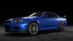 NFSPB Nissan Skyline GT-R VSpec R34