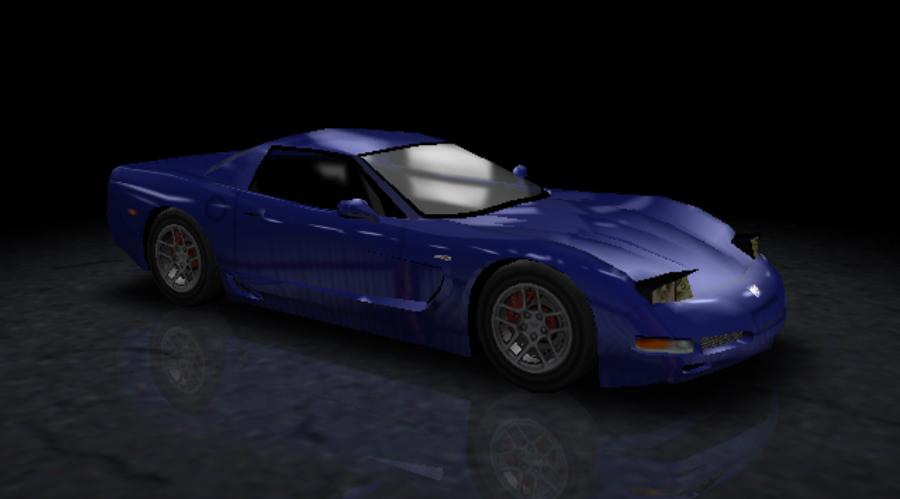 Chevrolet Corvette Z06 (C5)