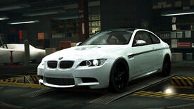 NFSW BMW M3 E92 Achievement