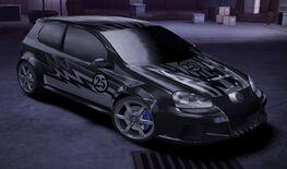 Carbon VolkswagenGolfR32Sal