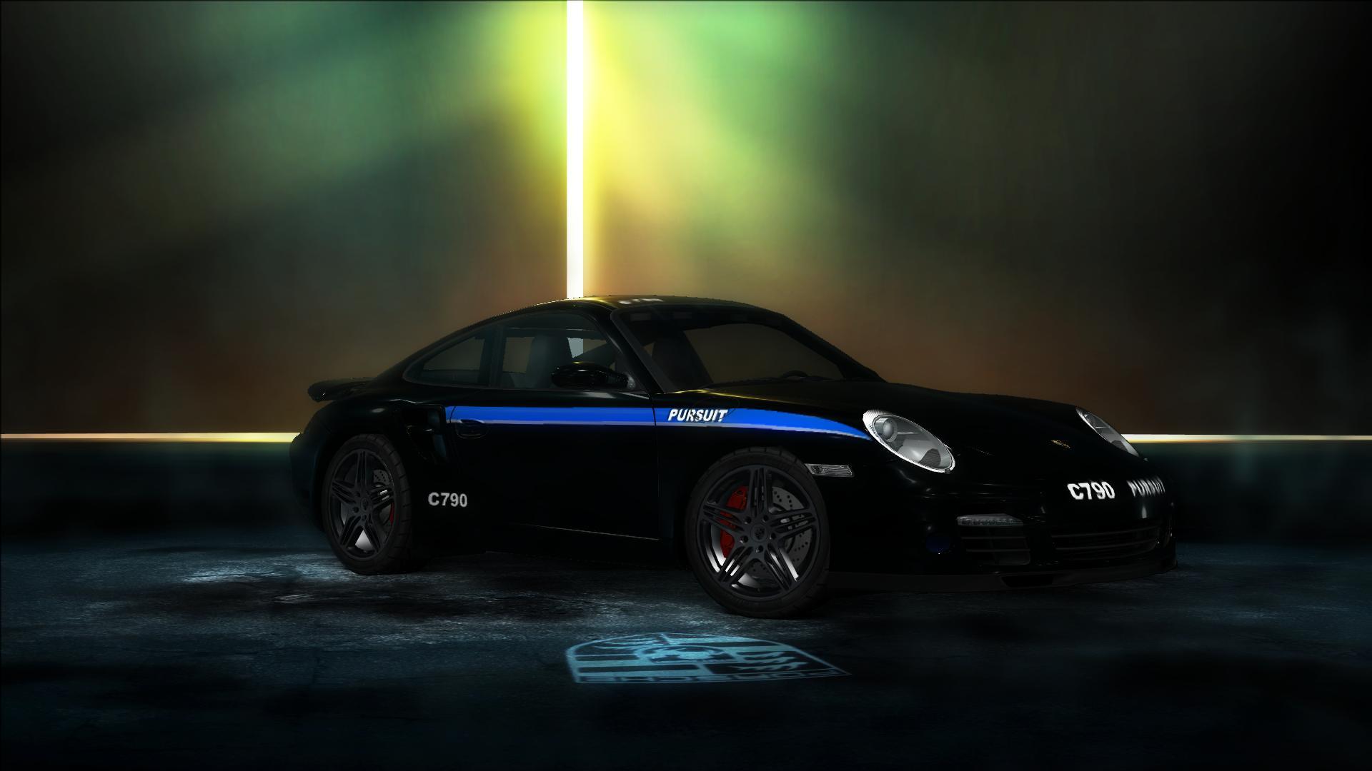 Porsche 911 Turbo Federal Sport Cruiser
