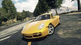 NFSE Porsche Cayman S 2005