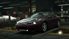 NFSW Mitsubishi Eclipse GS-T Purple