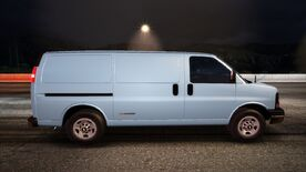 Need for speed chevrolet express