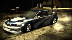 MW BMWM3GTR