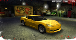 COTC Chevrolet Corvette C6 Z06