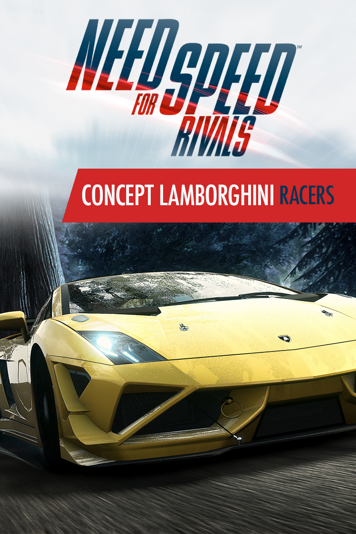Need for Speed: Rivals/Concept Lamborghini Racers