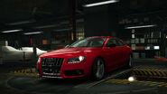 NFSW Audi S5 Red