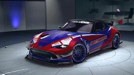 NFSNL Mazda MX5 Speedhunters Carlist