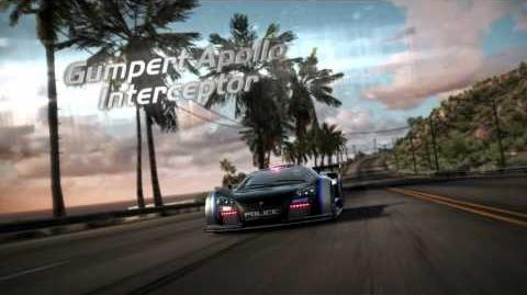 Need for Speed: Hot Pursuit (2010)/Super Sports Pack
