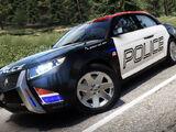 Carbon Motors E7 Concept