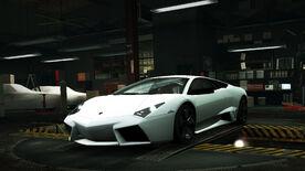 NFSW Lamborghini Reventon White