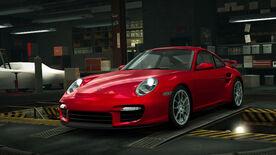 NFSW Porsche 911 GT2 997 Red