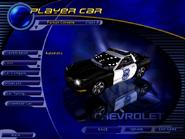 NFS3 Chevrolet Corvette C5 PC Cop