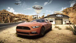 NFSE Ford Mustang 2015