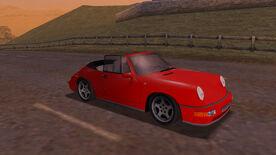 NFSPU PC 911 Carrera 4 Cabriolet 964