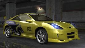 NFSUG Toyota Celica Chad