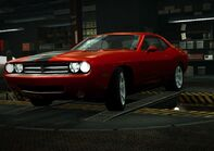 WORLD Dodge Challenger Concept