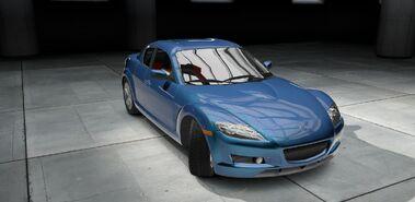 SHIFT2 Mazda RX-8 SE3P