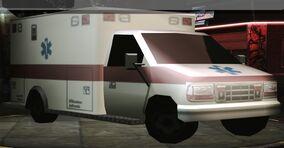 NFSUG2 ambulance