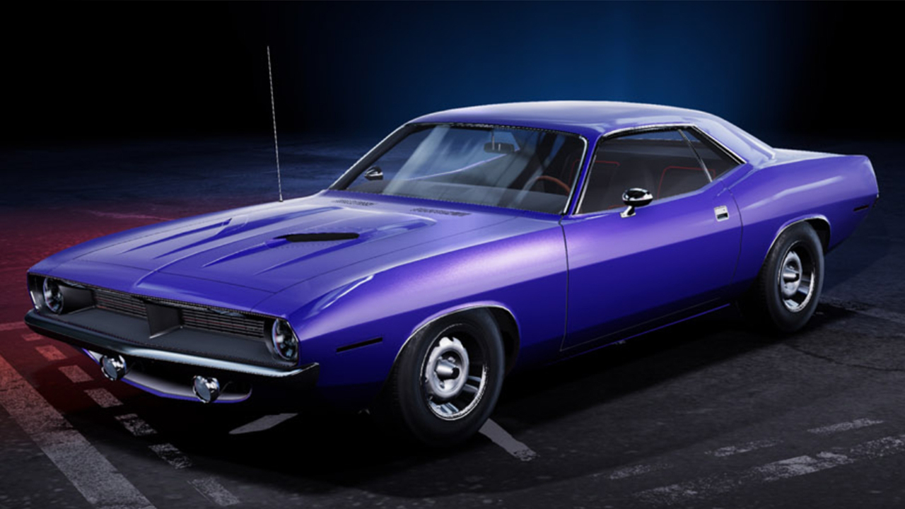 Plymouth Barracuda (440 6-BBL)