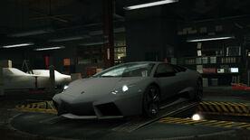 NFSW Lamborghini Reventon Grey