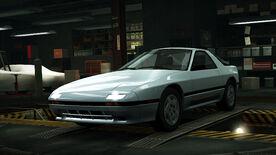 NFSW Mazda RX-7 FC3S White