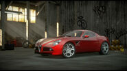 TheRun AlfaRomeo 8C Competizione Stock