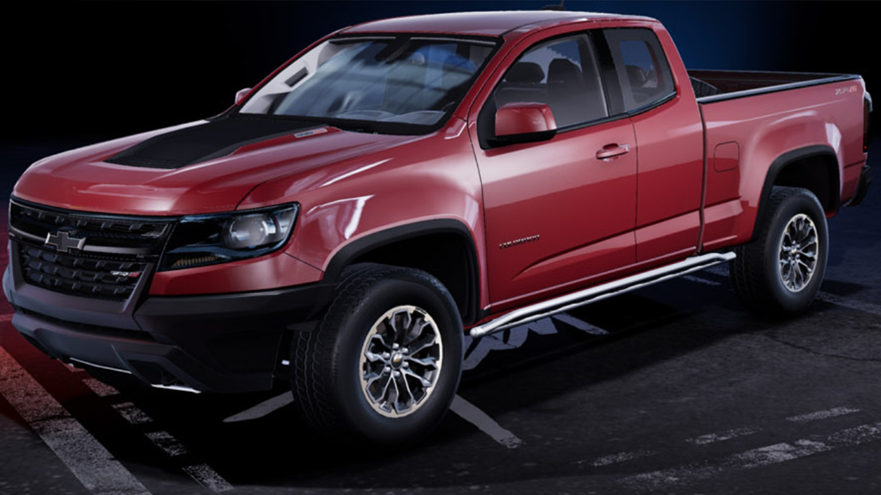 Chevrolet Colorado ZR2 (Gen. 2)
