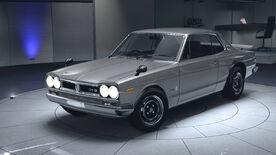 NFSNL Nissan Skyline 2000GT-R Carlist