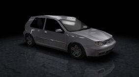 NFSUR PSP VolkswagenGolfGTI