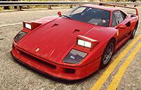 NFSE Ferrari F40