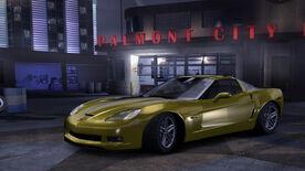 NFSC Chevrolet CorvetteZ06 Stock