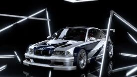 NFSHE BMWM3GTR LE