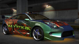 NFSUG Toyota Celica Mystikal