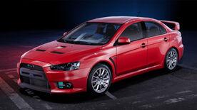 NFSHE App Mitsubishi LancerEvolutionX