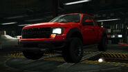 NFSW Ford F-150SVTRaptor Red