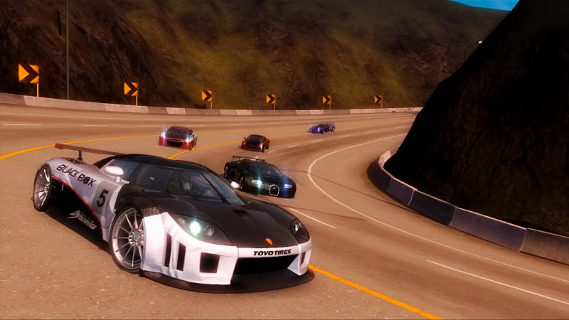 Need for Speed: Undercover/Challenge Series Expansion